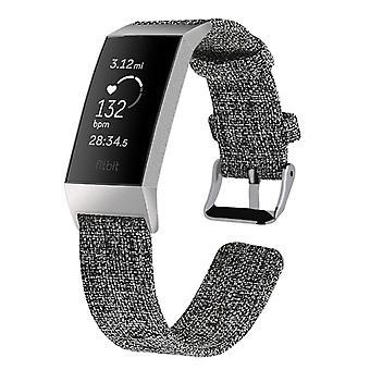 Fitbit Charge 3 Płótno bransoletki