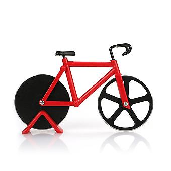 Pizza Cutter / Pizza Slicer Bike - Rosu