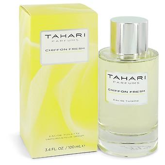 Chiffon Fresh by Tahari Parfums Eau De Toilette Spray 3.4 oz / 100 ml (Women)
