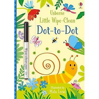 Little Wipe-Clean Dot-to-Dot by Kirsteen Robson - 9781474954761 Book