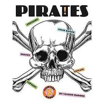 X-Books - Pirates by Valerie Bodden - 9781628324174 Book