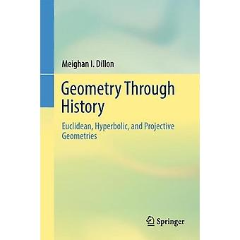 Geometry Through History - Euclidean - Hyperbolic - and Projective Geo