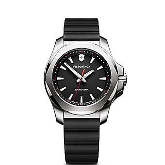 Victorinox Damen Quarz digital-Uhr mit Kautschukband 241768