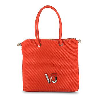 Woman leather shopping shopping totes vj95575