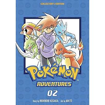 Pokemon Adventures Collector's Edition - Vol. 2 by Hidenori Kusaka -