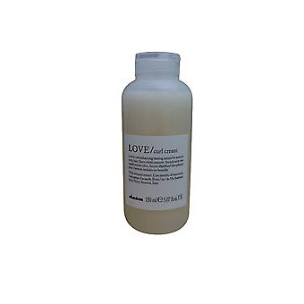 Davines Love Curl Enhancing Cream Wavy & Curly Hair 5.07 OZ