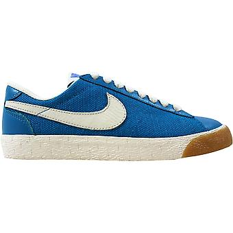 Nike WMNS Blazers Low Classic N Turo/Sl-GM Light Brown-MDM BLk 317581-412 Grade-School
