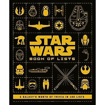 Star Wars Book of Lists by Cole Horton