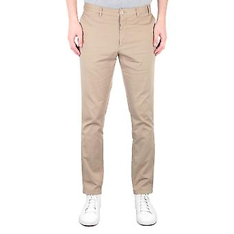 Norse Projects Aros Slim Stretch Utility Khaki Chinos