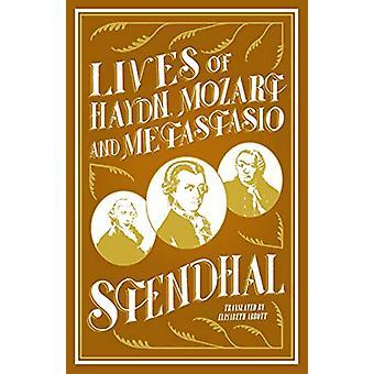 Livene til Haydn - Mozart og Metastasio av Stendhal Stendhal - 978