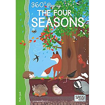 The Four Seasons by Matteo Gaule - 9788868604042 Book