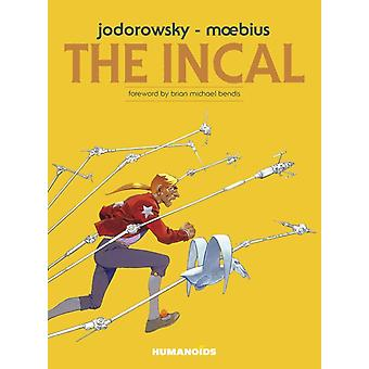 The Incal by Alejandro Jodorowsky & Illustrated by Moebius Moebuis
