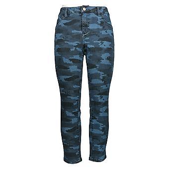 G.I.L.I. got it love it Women's Petite Jeans Dual Stretch Denim Blue A304420