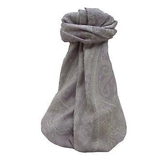 Bufanda de silenciador para hombre 5939 lana fina pashmina por pashmina y seda