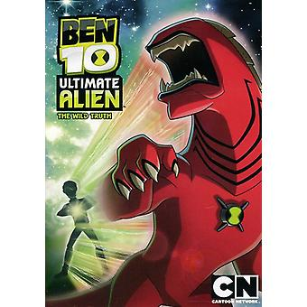 Ben 10: Ultimate Alien - the Wild Truth [2 Discs] [DVD] USA import