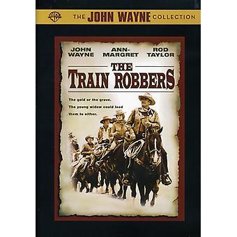 John Wayne - Train Robbers, the [DVD] USA import