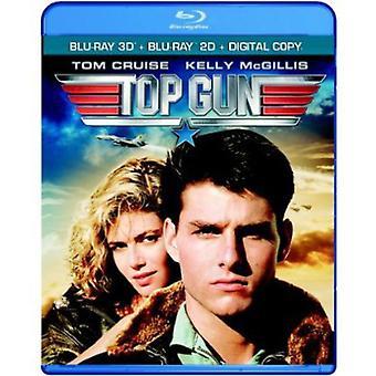 Top Gun 2D-3D [BLU-RAY] USA import