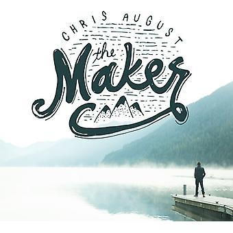Chris August - The Maker [CD] USA import