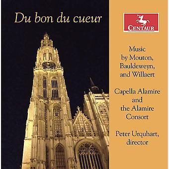 Du Bon Du Cueur [CD] USA import