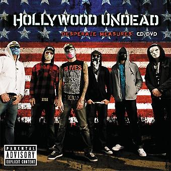 Hollywood Undead - Desperate Measures [CD] USA import