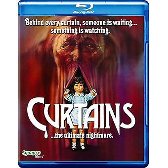 Curtains [BLU-RAY] USA import