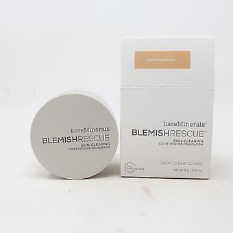 Bareminerals Blemish Rescue Skin-Clearing Loose Powder Foundation 0.21oz Nouveau