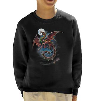 Alchemy Whitby Wyrm Kid's Sweatshirt