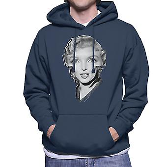 Marilyn Monroe The Prince And The Showgirl 1956 Men's Hooded Sweatshirt