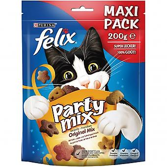 Felix Party Mix OriginalMaxiPack (Cats , Treats , Biscuits)