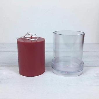 Candle Molds For Candle Making - Pillar/square/cylinder/ball Plastic Candle