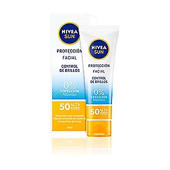 Face Sunscreen Shiny Control Spf50 50 ml