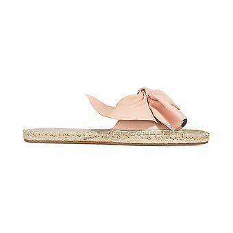 Avec Les Filles Womens Gemma Open Toe Casual Slide Sandals