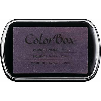 Clearsnap ColorBox Pigment Ink Full Size Plum
