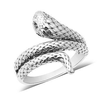 Snake Ring for Women Sterling Silver TJC