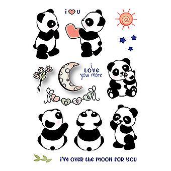 LDRS Creative Panda Play Sellos claros