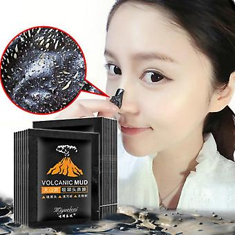 Volcanic Mud Blackhead Remove Whitening Serum Face Moisturizing Cream - Anti Wrinkle Face Fine Lines Treatment Skin Care