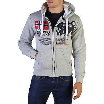 Geographical norway men's long sleeves sweatshirt