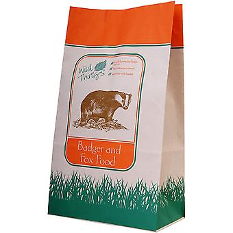 Wild Things Badger & Fox Food - 2kg