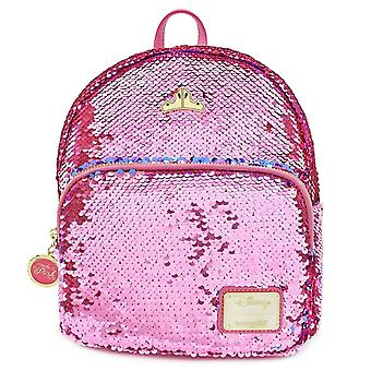 Loungefly Disney Princess Sleeping Beauty Reversible Sequin Mini Backpack