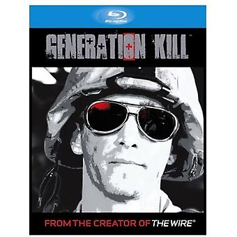 Generation Kill [Blu-ray] USA import