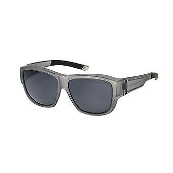 Sunglasses Unisex grey with grey lens Vz0037lv