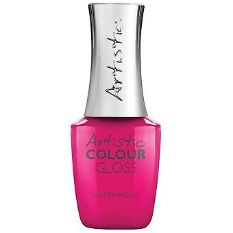 Artistic Colour Gloss Paint My Passion 2019 Soak-Off Gel Collection - Picas So Pink (2700220) 15ml