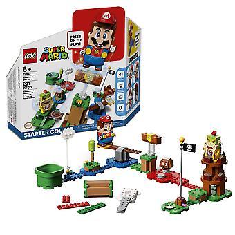 LEGO Super Mario - Äventyr Med Mario Startbana