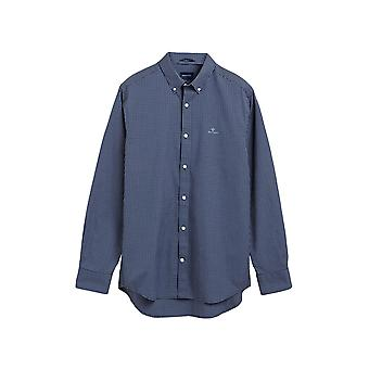 Gant Men's Shirts Regular Fit
