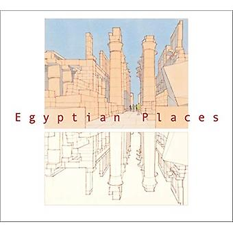 Egyptian Places by Ayon & Henry David