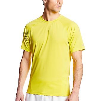 Asics Men Everyday III Short Sleeve T-Shirt Vivid Heather M
