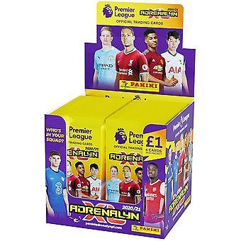 Premier League 2020/21 Adrenalyn XL Booster Box (70 pakker)