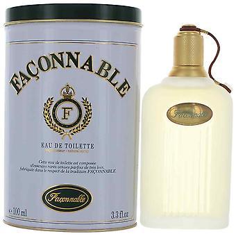 Faconnable Faconnable Eau de Toilette Spray 100ml