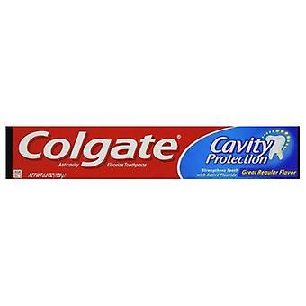 Colgate Cavity Protection Toothpaste, 6 Oz