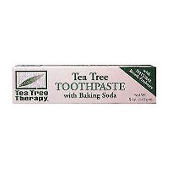 Tea Tree Therapy Natural Toothpaste, 5 OZ EA